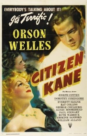 Citizen Kane 1941 Movie Poster