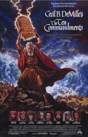 Cecil B. DeMille's The Ten Commandments (1956)