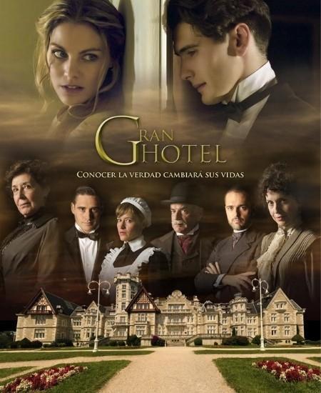 El Gran Hotel - Spanish TV Show on Netflix