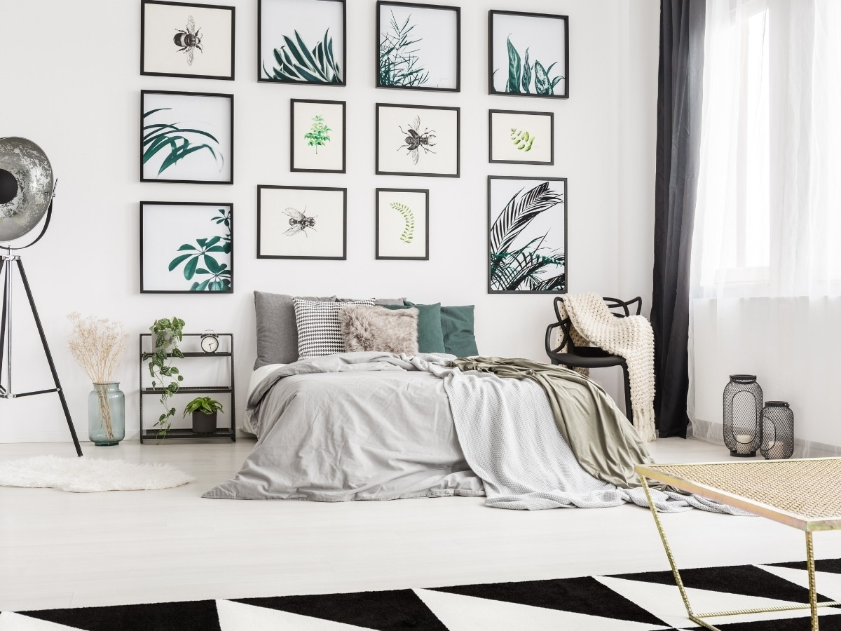 Bedroom Style Wall Art