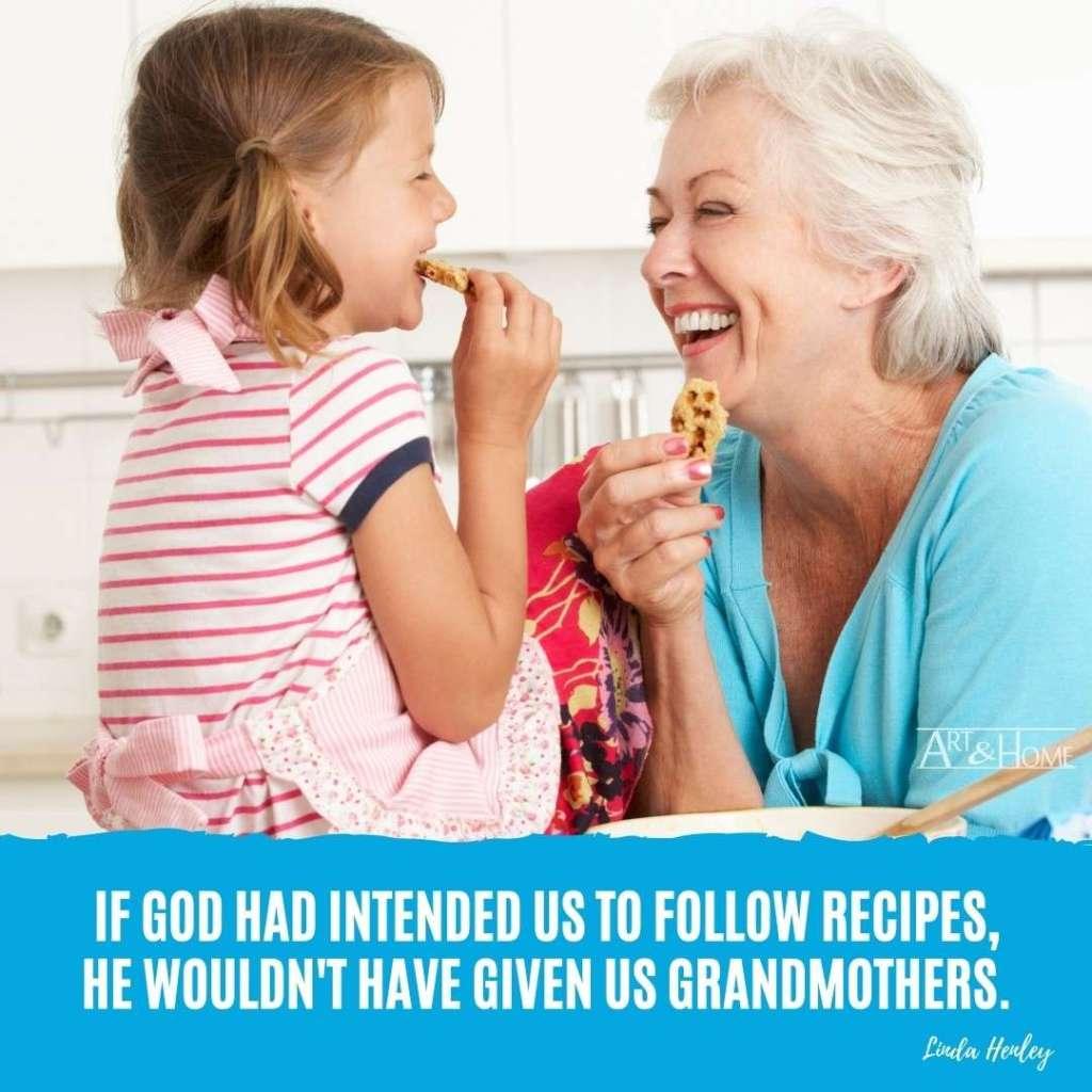 Grandmothers MEME