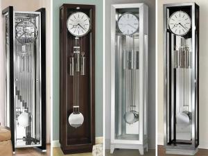 Howard Miller Modern Grandfather Clocks