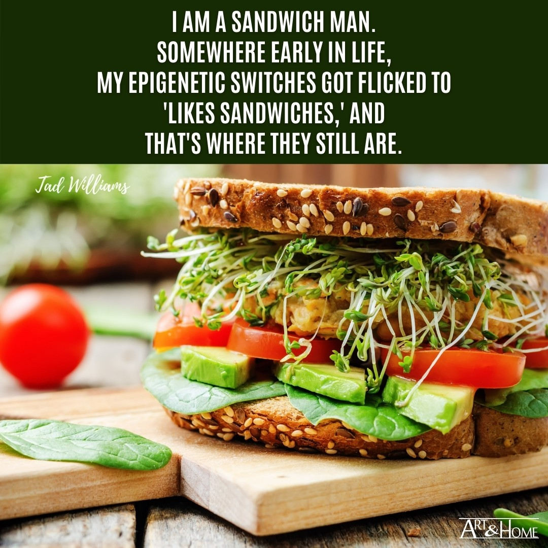 Quote About Sandwiches