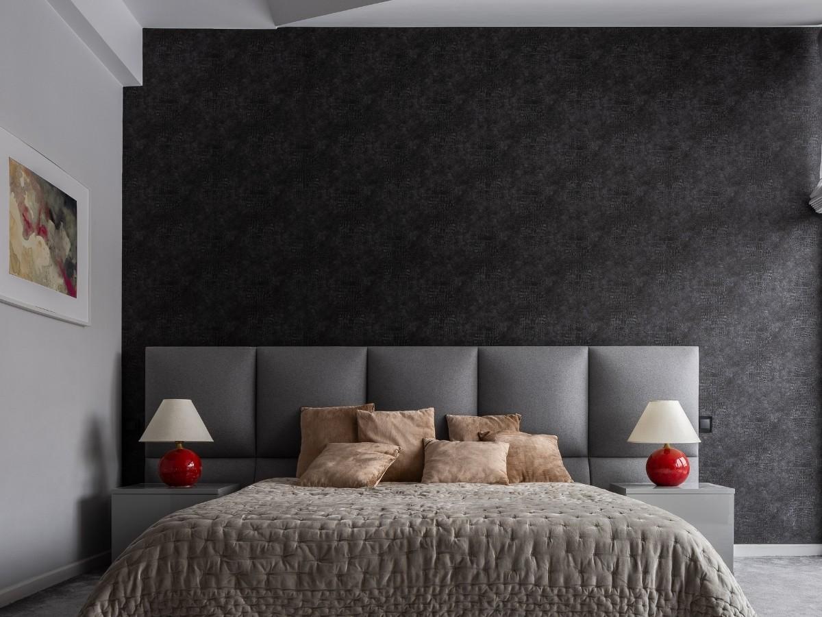 Stylish Bedroom Wallpaper