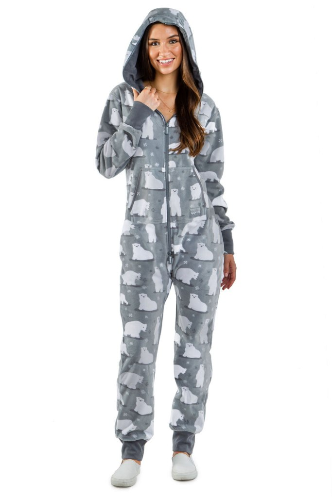 Women's Polar Bear Onesie