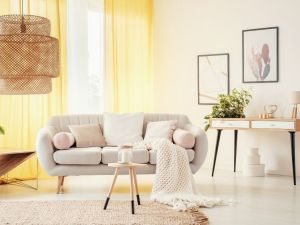 Warm Colors Winter Interior Design