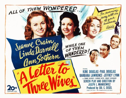 A Letter to Three Wives_20th Century Fox