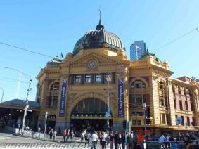 Railway Station Melbourne
