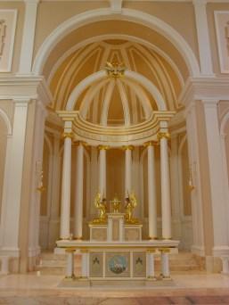 Art and Liturgy - Saint Cecilia Chapel for Nashville Dominican Motherhouse - Sanctuary