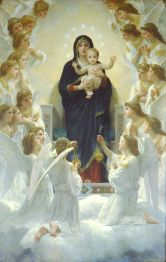 art-and-liturgy-bougereau-virgin-with-angels