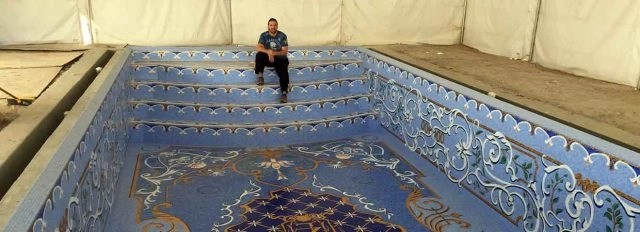 mosaic tile installation learn the