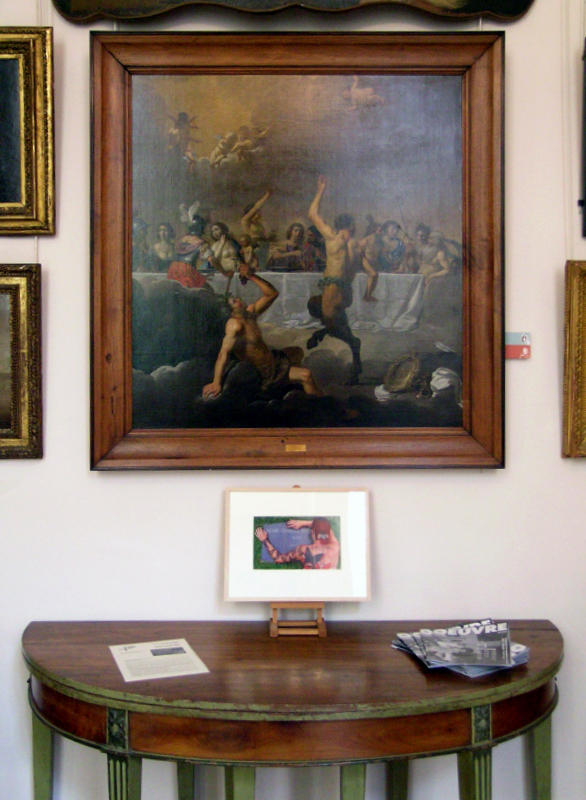 Lydie Jean-Dit-Pannel, vue d'exposition, Ashes to Ashes, Musée Magnin