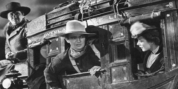 The Big Screen Revisiting Stagecoach Art Amp Seek Arts