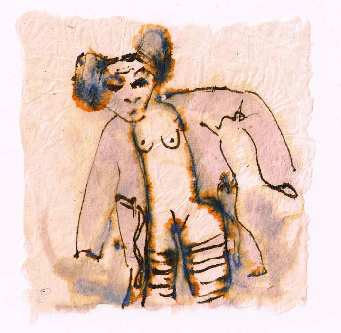 Little Miss Chief Leah Robinson Art & Soul