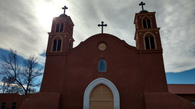 Church in Socorro