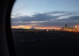 Beautiful Portland Departure