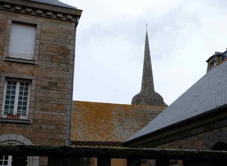 St Malo Skyline