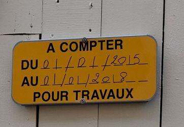 Public works in Paris