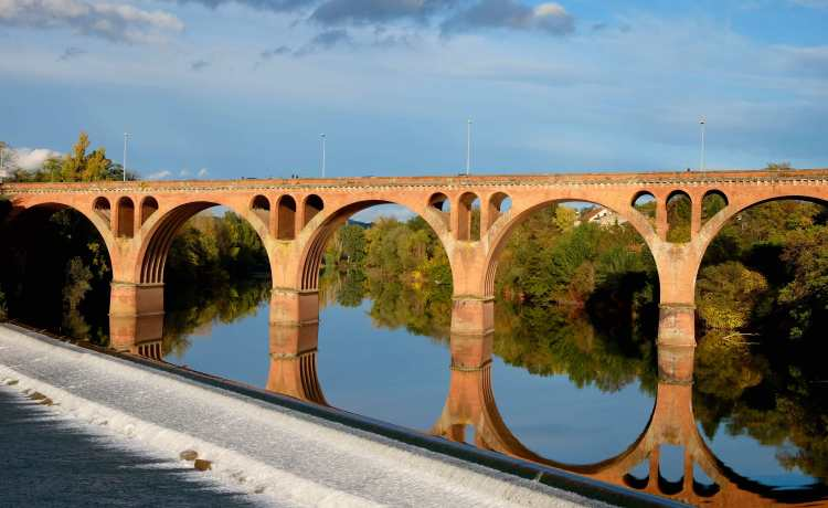 "The ""New"" Bridge, Albi"