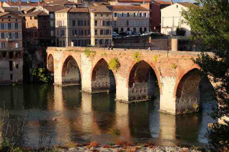 The Old Bridge, Albi