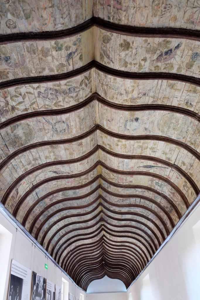 Ceiling Palais de la Berbie