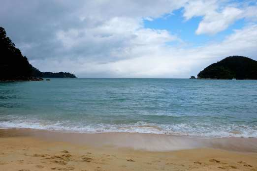 Anchorage Bay Abel Tasman