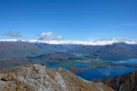 peaks to lakes