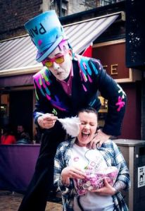 Entertainment Stilt walker ireland