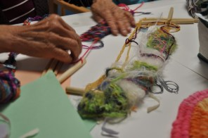 Stitch in Time 'Weaving'