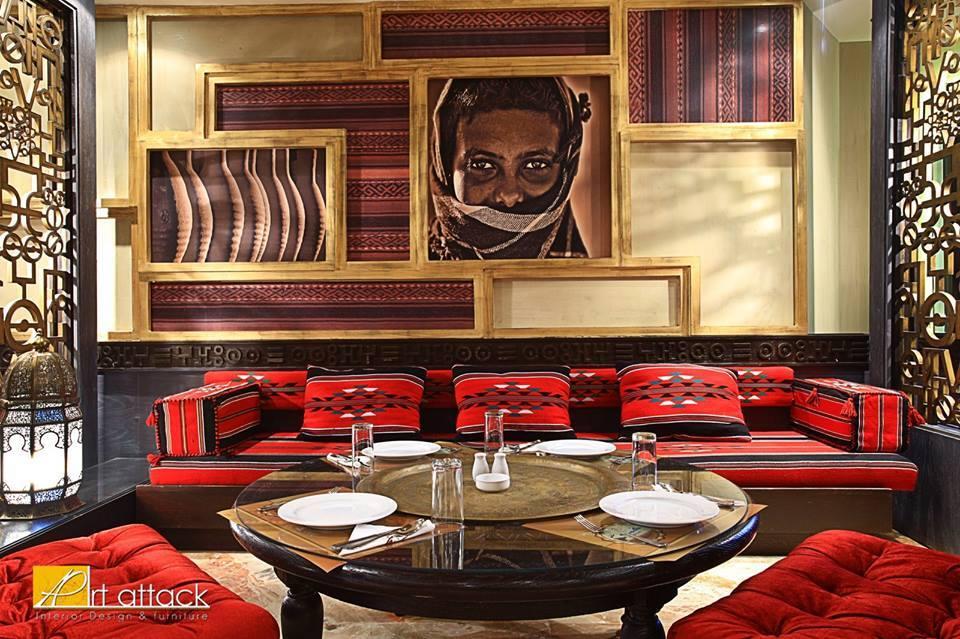 تصميم مطاعم