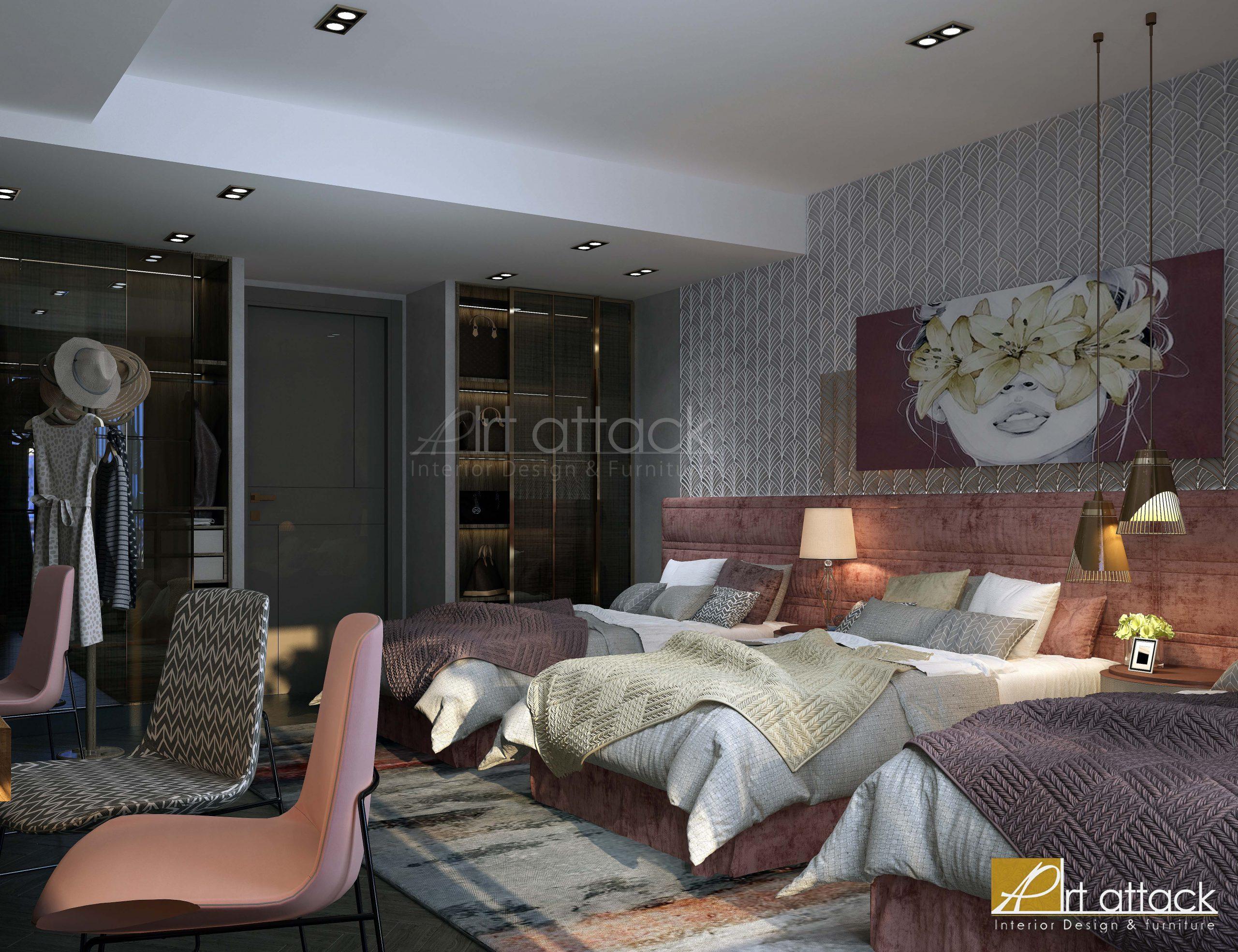 شركة ديكور بالقاهرة,مصمم ديكور بالقاهرة,شركة ديكور بالرحاب,غرف نوم بنات 2020,interiordesign,decoration,design,decor,exteriordesign,modern,classic,jpg