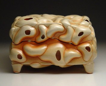 fired in wood soda kiln