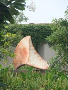 """59"""" height, Ceramic, 2011"""