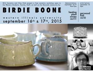 Birdie Boone Poster