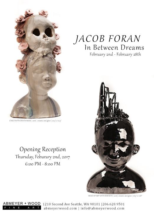 "Jacob Foran, ""In Between Dreams"""
