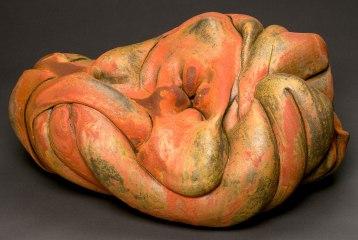 Glazed Ceramic, 11x26x14, 2018