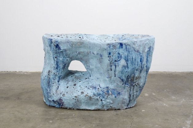 ceramic, 17.5 x 31 x 16 inches, 2015