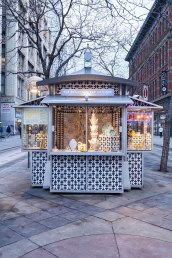 """Stephanie Kantor, """"The Sometimes Pop Up Kiosk"""""""