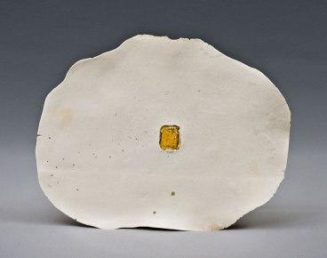 24x19cm; 2008; Porcelain, gold O/E
