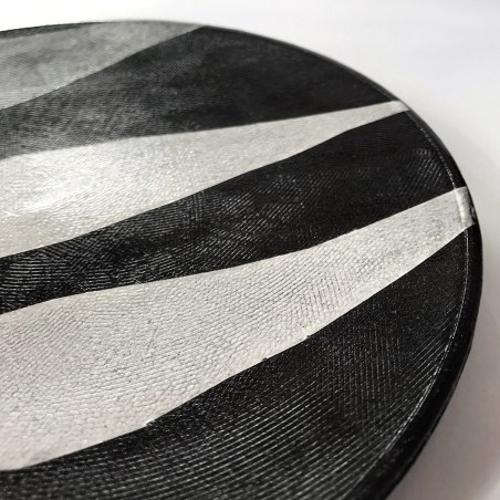 "Lindsay Rogers, ""Plate, Surface Detail"""