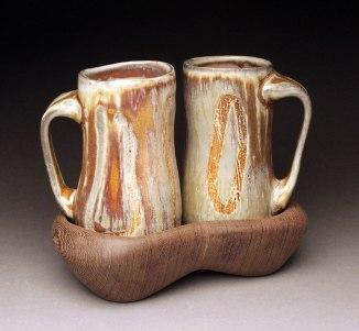 Ceramic, Wenge, 8x10x5, 2016