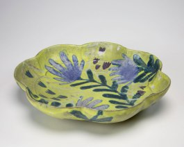 "Ruth Easterbrook, ""Yellow Summer Bowl"""