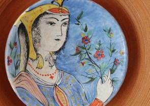 "Raheleh Filsoofi, ""Soliloquy: the chant of forbidden women"" (detail)"