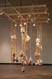 """Rebecca Hutchinson, """"Perlman Museum Installation"""""""