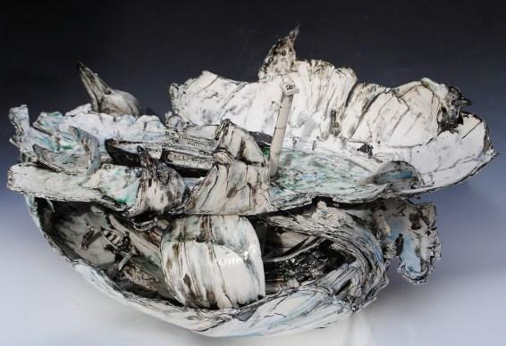 - 2017 Gyeonggi International Ceramic Biennale finalist - Icheon, South Korea - awarded Honorable Mention / Diploma of Honor at the GICB 2017 Gyeonggi International Ceramic Biennale- collected by KOCEF – Korea Ceramics Foundation
