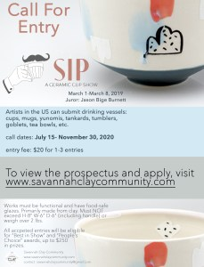 Call for entry: SIP 2020