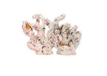 ceramic, fur, 2016