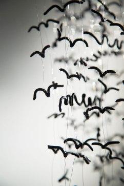 """Aimée Papazian, """"Murmuration"""" (detail)"""
