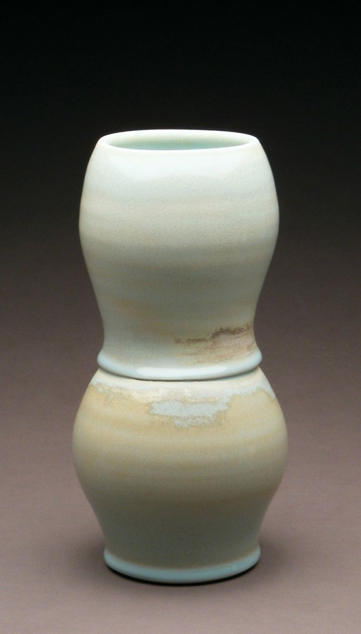 """Porcelain. 10.25"""" in height"""