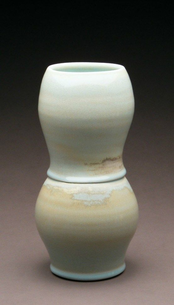 "Porcelain. 10.25"" in height"